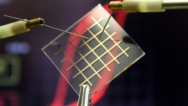 Scientists Develop Solution for Transparent Electronic Devices
