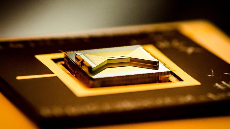Trapped Ion Chip Atomic Qubits
