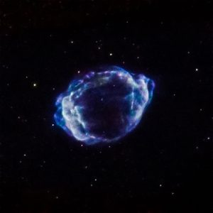Trigger for Milky Way's Youngest Supernova Identified