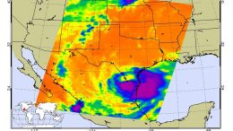 Tropical Storm Hanna NASA AIRS
