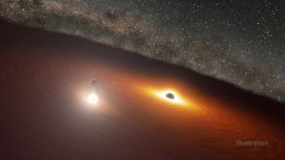 Two Massive Black Holes in the OJ 287 Galaxy