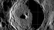 Tycho Crater Mosaic