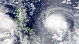 Typhoon Chanthu