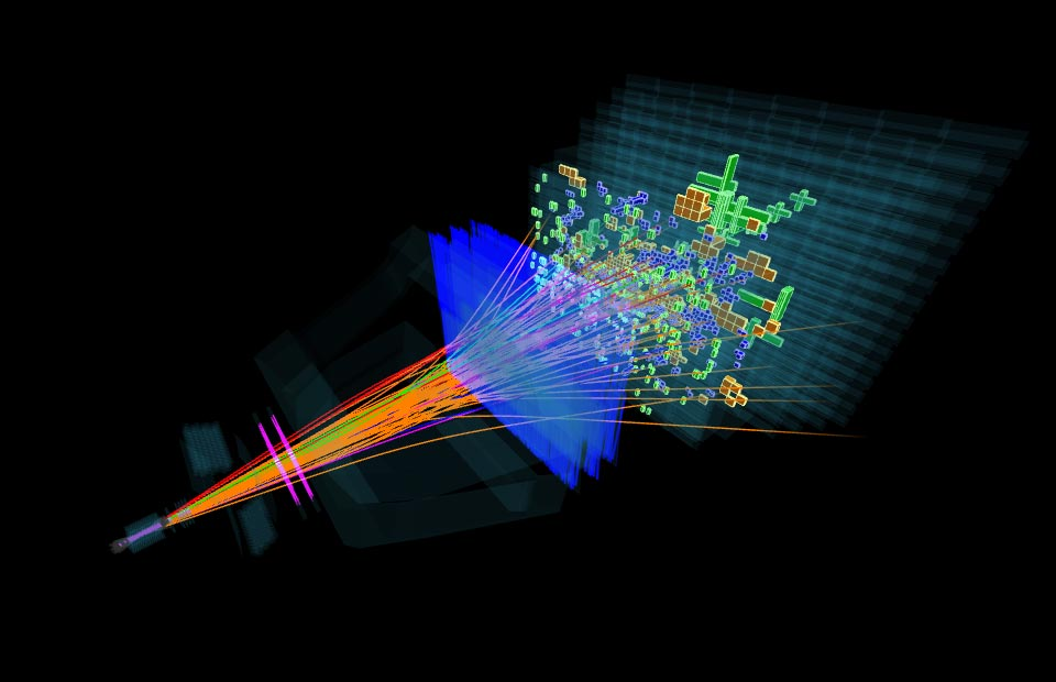 New Fundamental Physics? Unexplainable Phenomena From Large Hadron Collider Experiment - SciTechDaily
