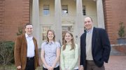 UGA researchers created a new 'fracture putty' to speed healing of bone fractures