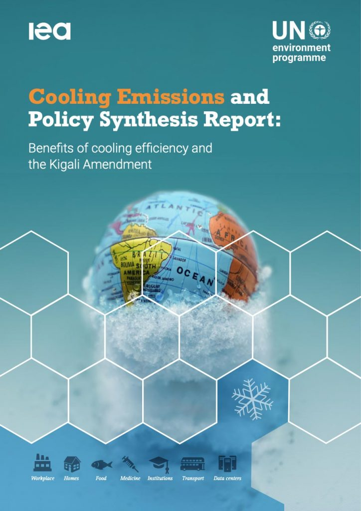 UNEP IEA Cooling Report