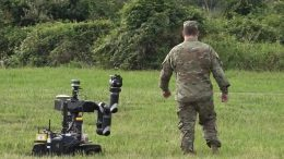 US Army Robotics Research