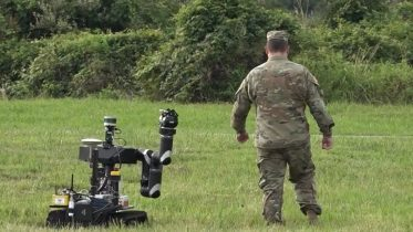U.S. Army Robotics: Teaming for Future Soldier Combat Video