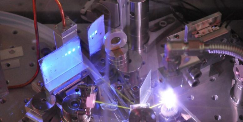 Ultrafast Laser Pulses Trillionth Second