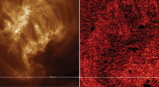 Ultrafine Loops in the Sun's Corona
