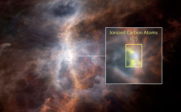 Ultraviolet Light from Stars Plays a Key Role in Creating Building Blocks of Life
