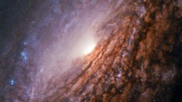 Unbarred Spiral Galaxy NGC 5033