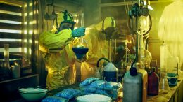 Underground Drug Lab