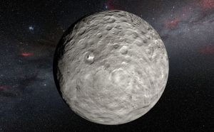 Unexpected Changes on Ceres Discovered