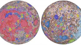 Unified Geologic Moon Map