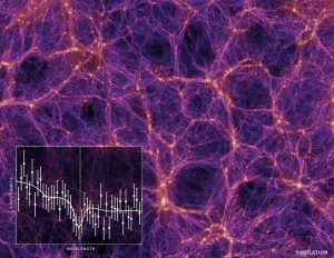 Universe Hiding its Missing Mass