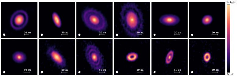 Unknown Treasure Trove of Planets Found Hiding in Dust