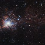 VISTA Reveals Hidden Secrets of Orion's Clouds