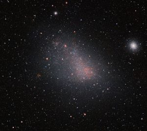 VISTA Sees Through the Small Magellanic Cloud's Dusty Veil