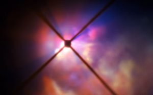 VLT Image of Red Hypergiant VY Canis Majoris