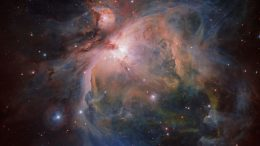 VLT Reveals Young Stars Within the Orion Nebula Cluster