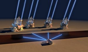 VLT Works as 16-Meter Telescope for First Time
