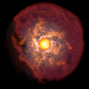 Veiled Supernovae Provide Clues to Stellar Evolution