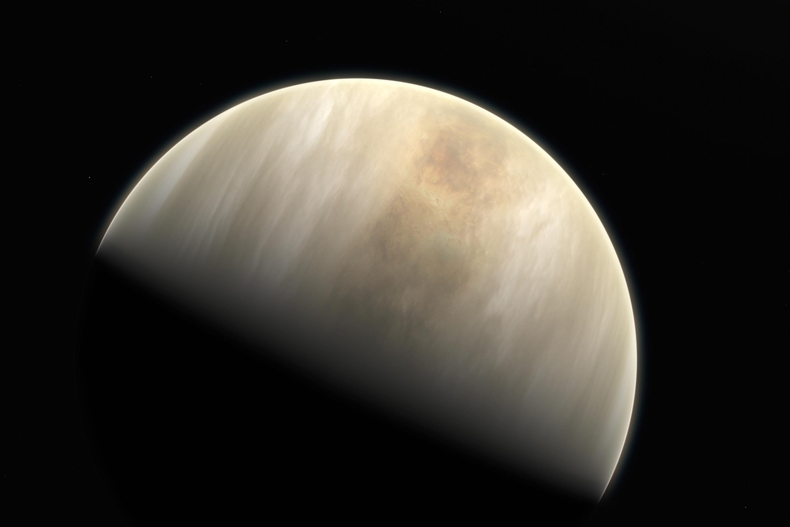 Scientists Wonder About Possible Sign of Life on Venus