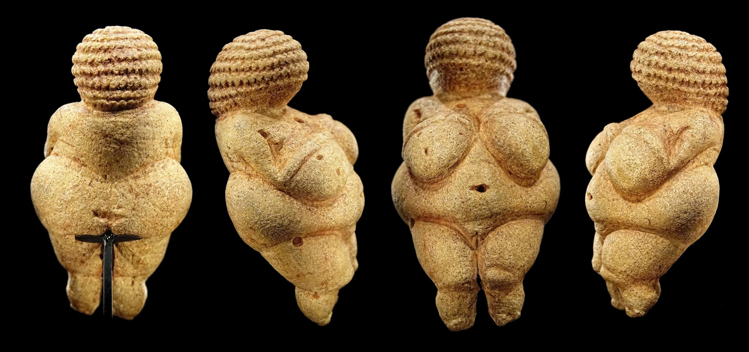 """Humanity's Oldest Sculptures: Researchers New Theory on """"Venus"""" Figurines May Have Solved Mystery - SciTechDaily"""