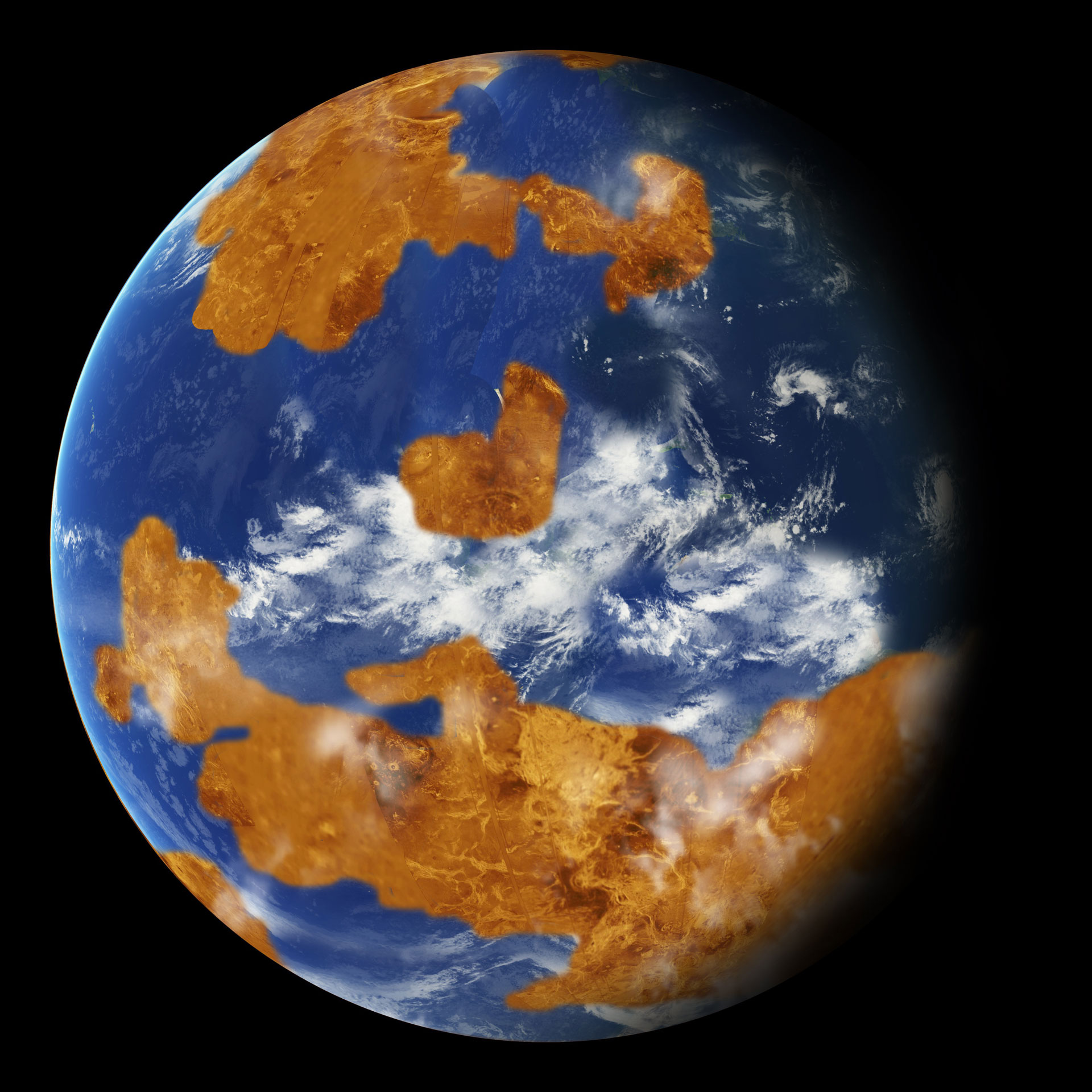New Research From NASA Suggests Venus May Have Been Habitable