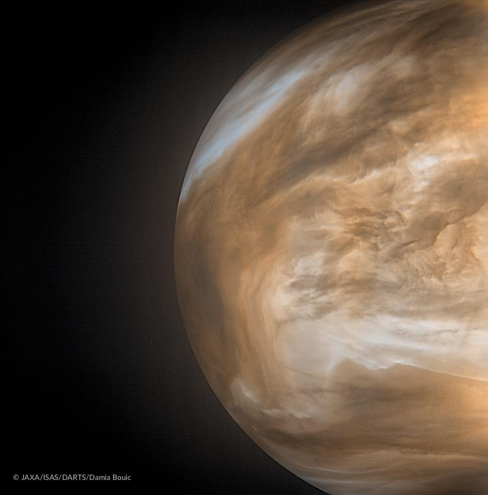 New Findings Suggest Venus Never Had Oceans Conditions Needed for Life – SciTechDaily