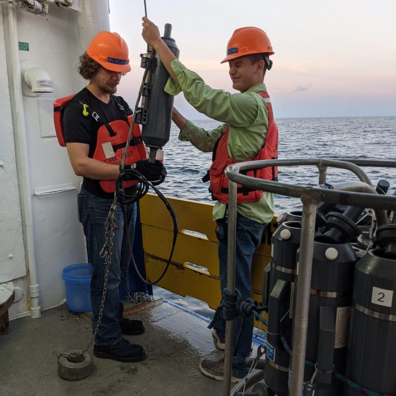 Verify Oxygen Measurements at Gulf of Mexico Hypoxic Zone
