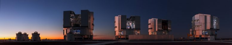 Very Large Telescope Panoramic