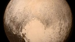 Video of New Horizons' Images of Pluto