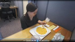 Videotaping Meals