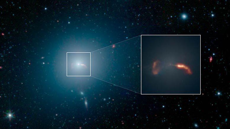 Virgo A Galaxy M87