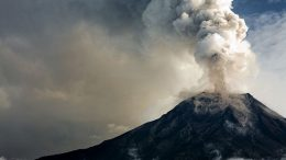 Volcanic Ash Reduces Energy Required to Manufacture Concrete