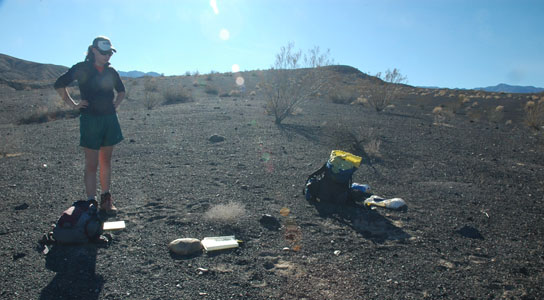 Volcanic Explosion Crater May Have Future Potential