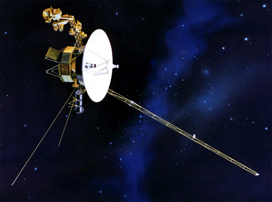 Voyager 1 Appears to Have Left the Heliosphere