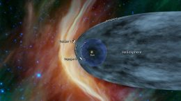 Voyager 2 Nearing Interstellar Space