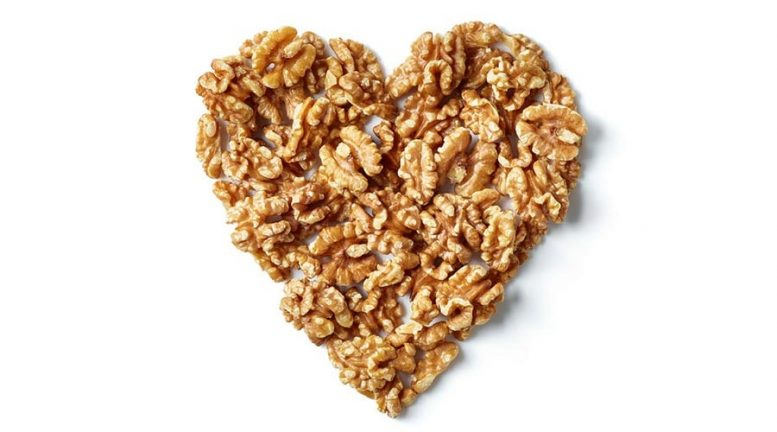 Walnuts Heart Health