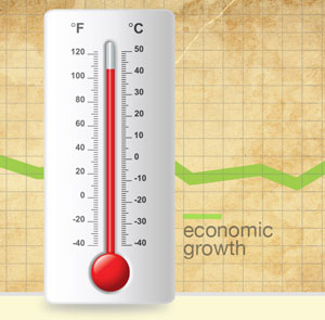 Warming hurts poor countries and limits long-term growth