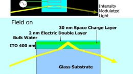 Water-Based Optical Device