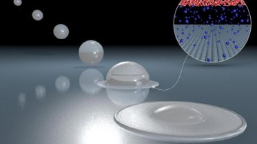 Scientists Can Finally Explain Why Some Water Droplets Bounce Off Surfaces, Without Ever Actually Touching Them