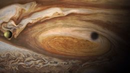 Water on Jupiter