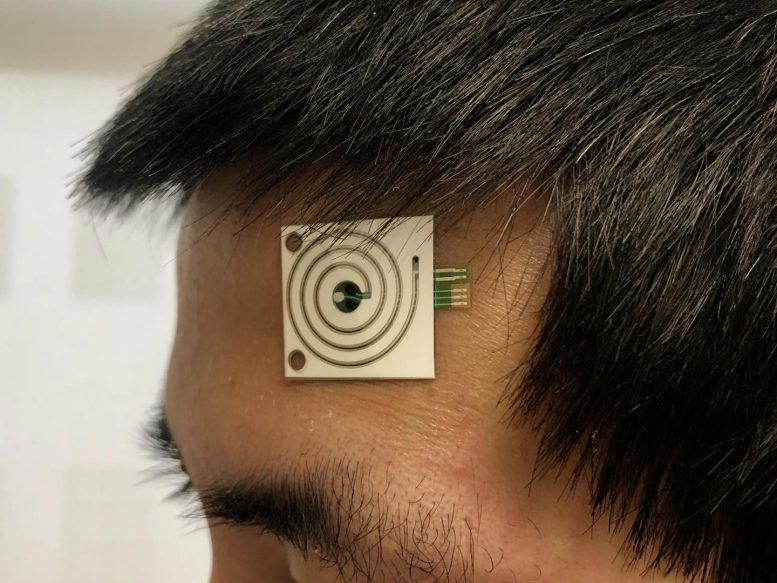 Wearable Sweat Sensor