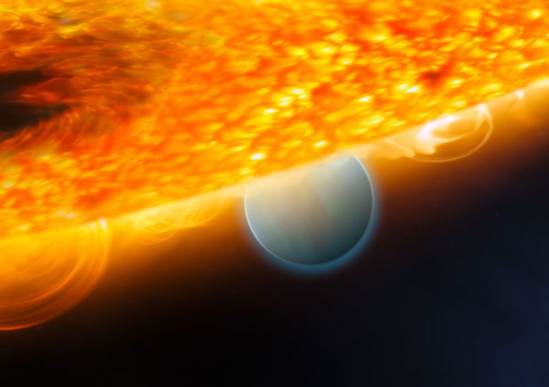 Webb Space Telescope to Inspect Atmospheres of Gas Giant Exoplanets