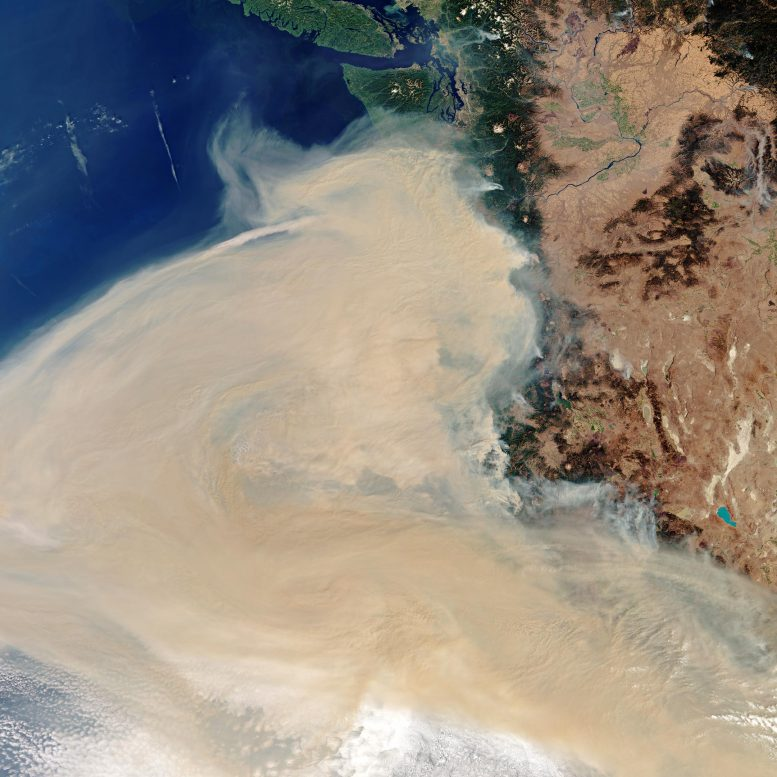 West Coast Wildfires September 10, 2020