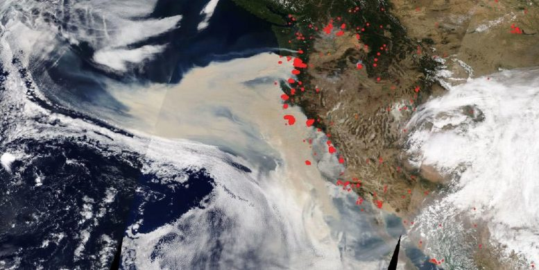 West US Wildfires