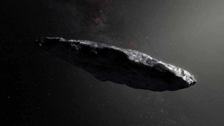 What Our First Interstellar Visitor 'Oumuamua Can Teach Us